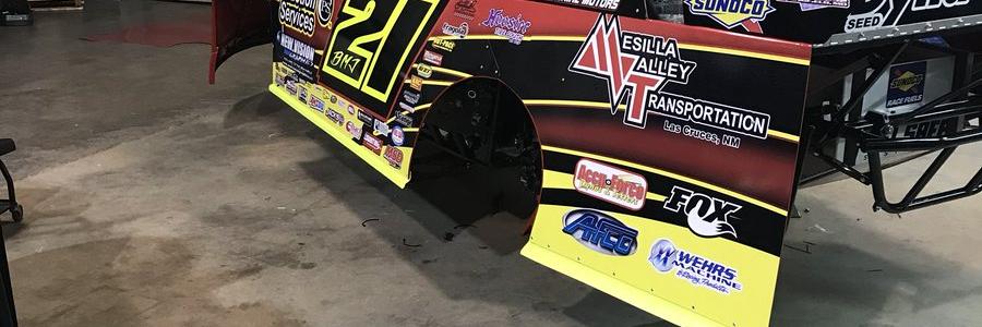 Billy Moyer Jr's 2018 car released