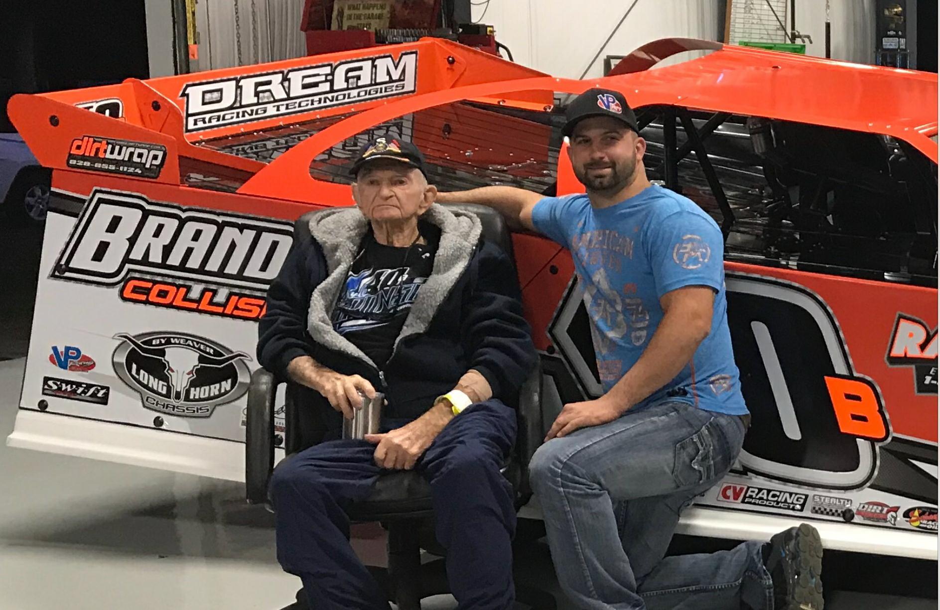 Bo Hammond and Kyle Bronson