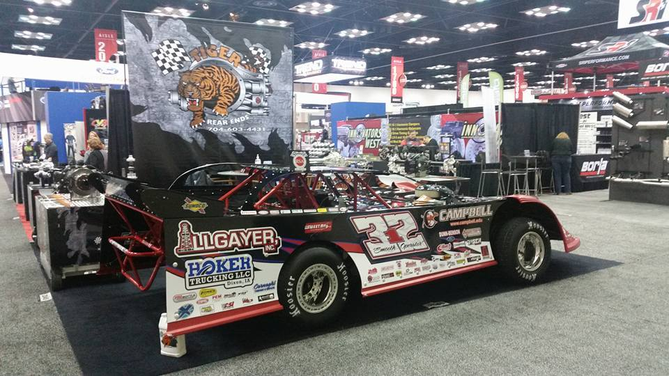 Bobby Pierce And Dunn Benson Motorsports Get Started