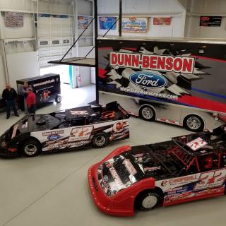 Bobby Pierce 2018 race cars