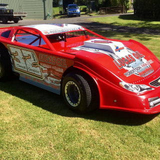 Bobby Pierce - Harding Motorsport