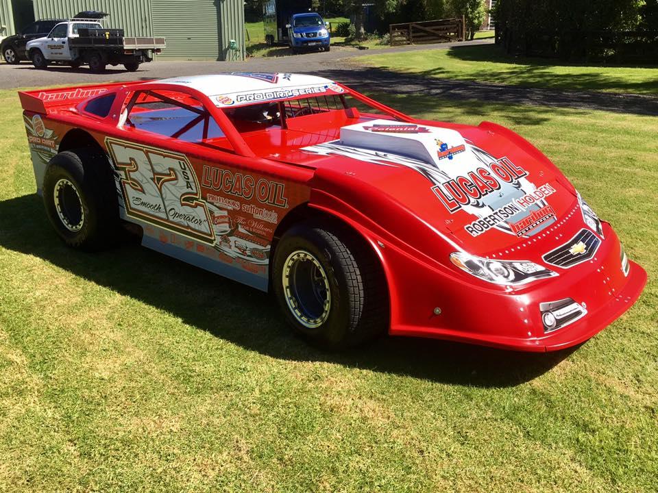 Pierce Race Cars: Jason Feger Is Going Racing In New Zealand