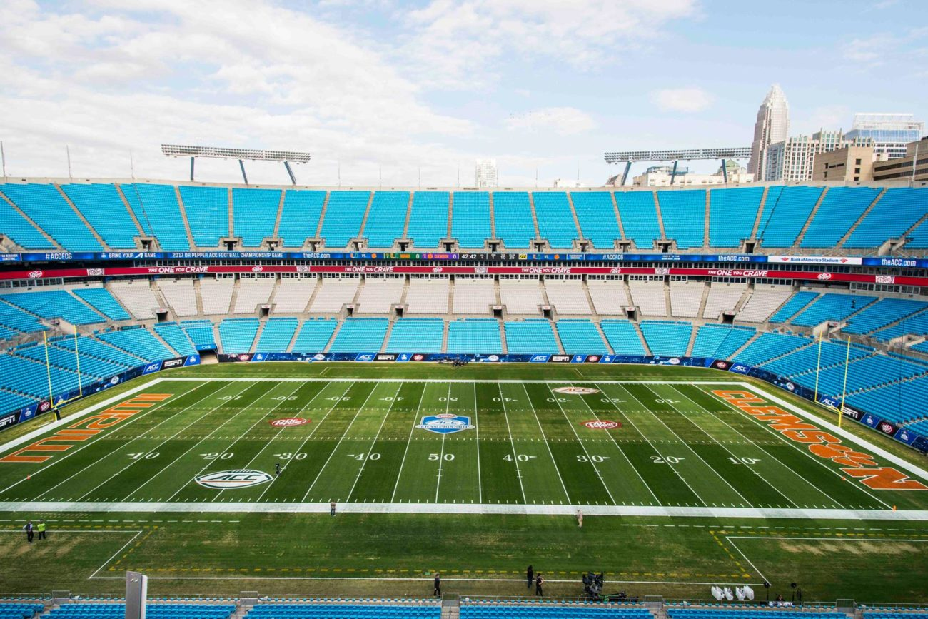 Carolina Panthers - Charlotte NC