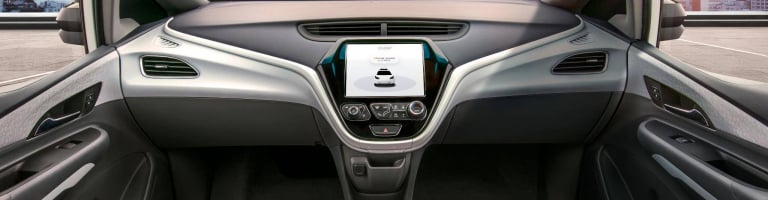 Cruise AV: First production-ready car with no steering wheel or pedals