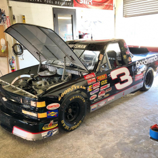Dale Earnhardt Sr - NASCAR truck