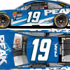 Daniel Suarez 2018 NASCAR Race Car - PEAK