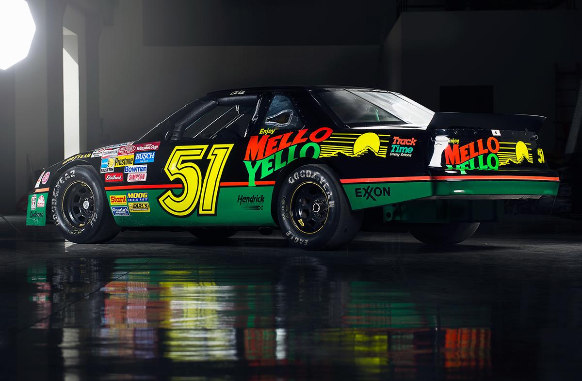 Days of Thunder - #51 car