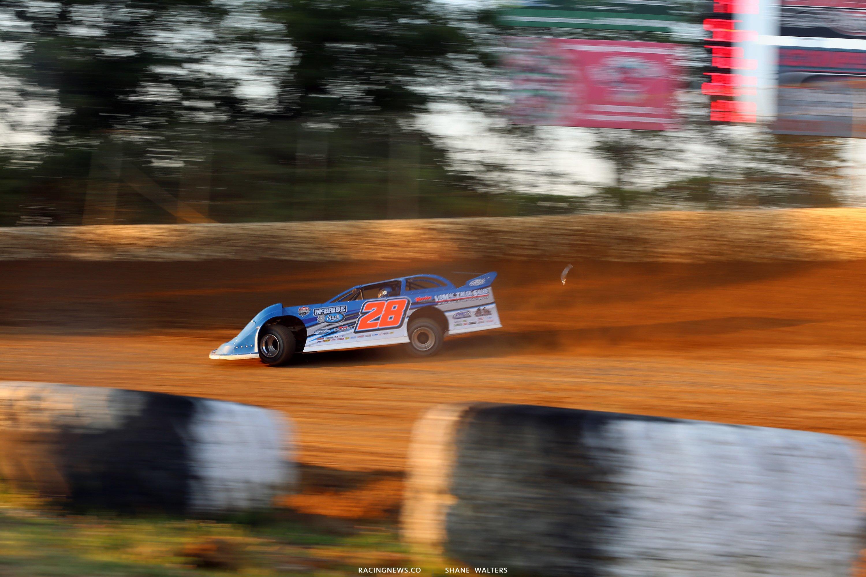 Dennis Erb Jr at Florence Speedway 3117