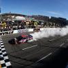 Denny Hamlin wins at Martinsville Speedway