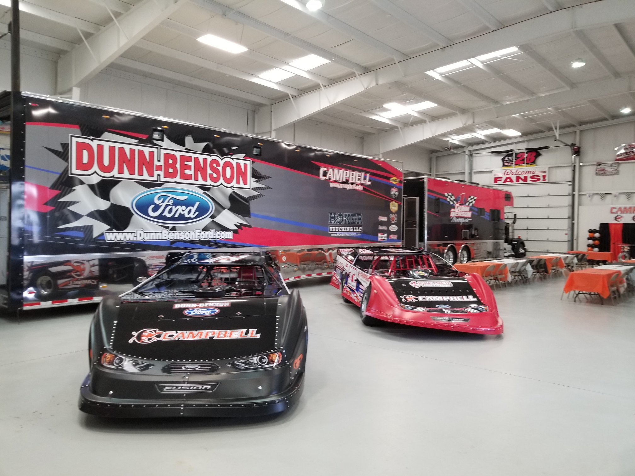 Pierce Race Cars: Bobby Pierce, Campbell University Wrap Makes Debut At Dunn