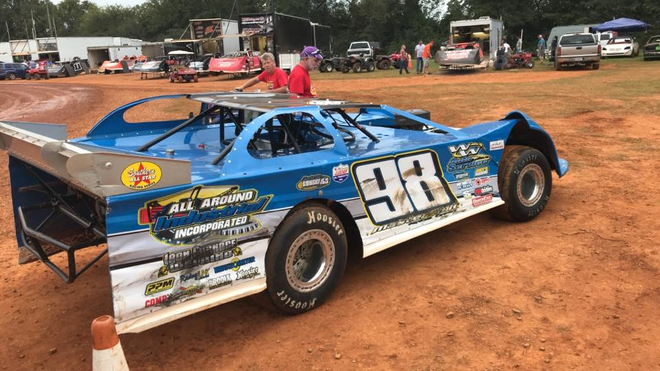 Eric Hickerson - Southern All Star Racing Series
