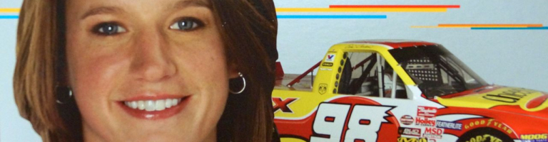 Erin Evernham reminiscences on her racing career