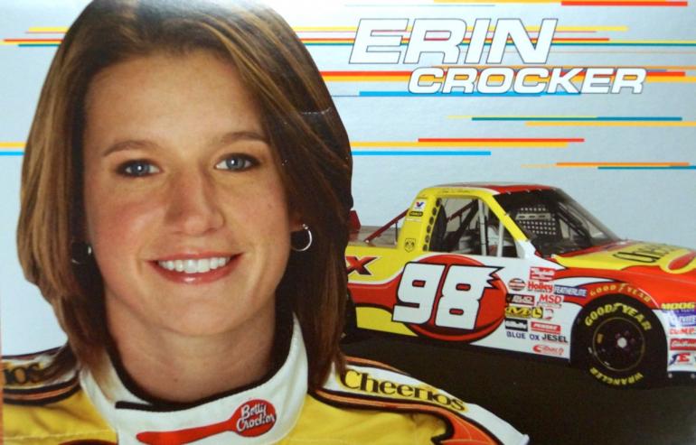 Erin Crocker - NASCAR Truck Series