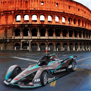 Gen2 Formula E Car - 2018
