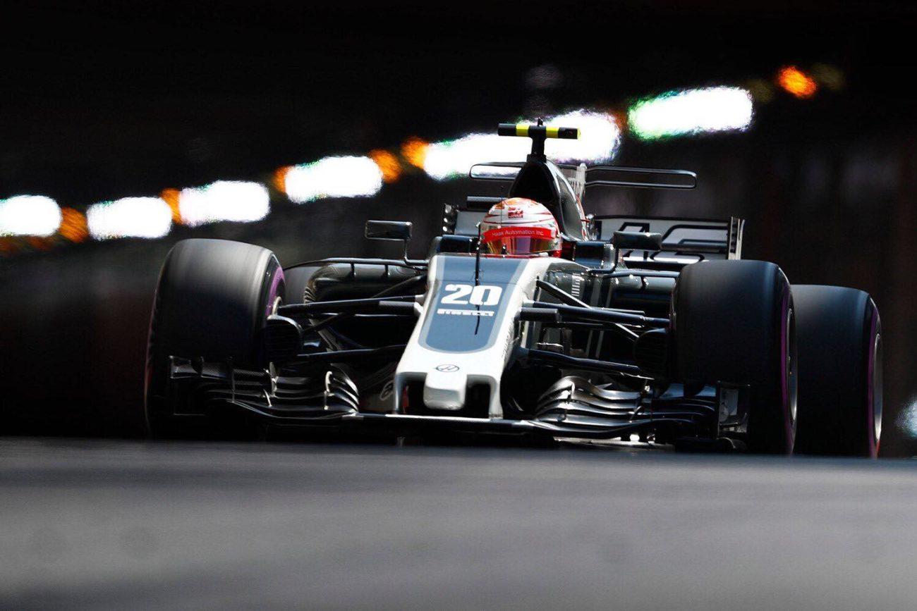 Haas F1 Team - Auto Racing
