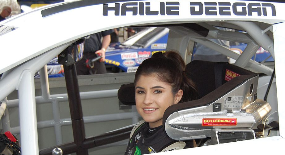 Hailie Deegan - NASCAR Pro Series