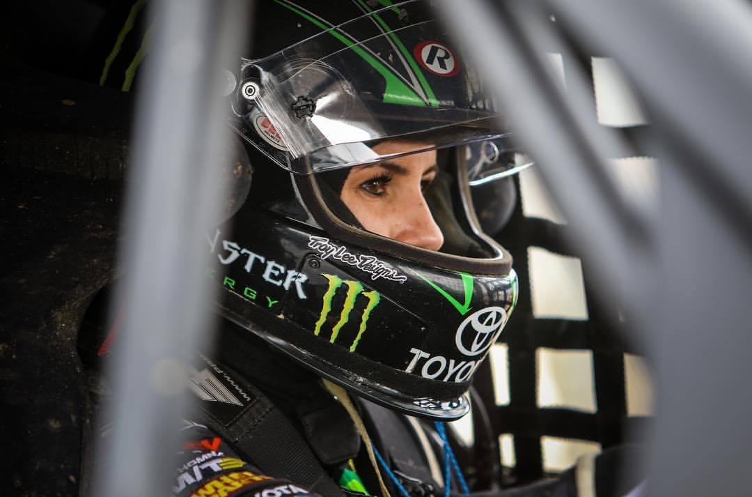 Hailie Deegan - NASCAR