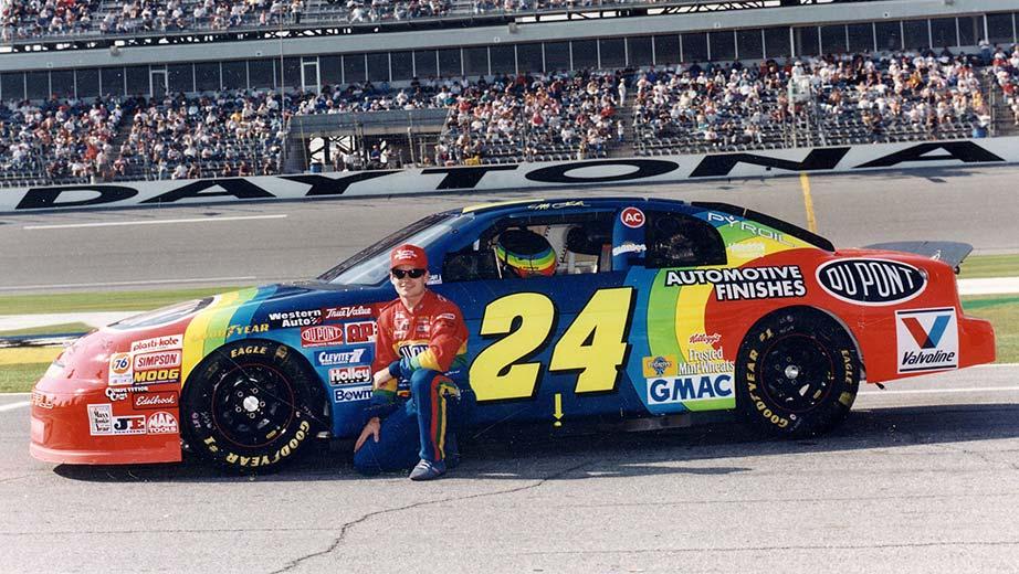Jeff Gordon 1995