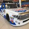 Jordan Anderson 2018 NASCAR Truck