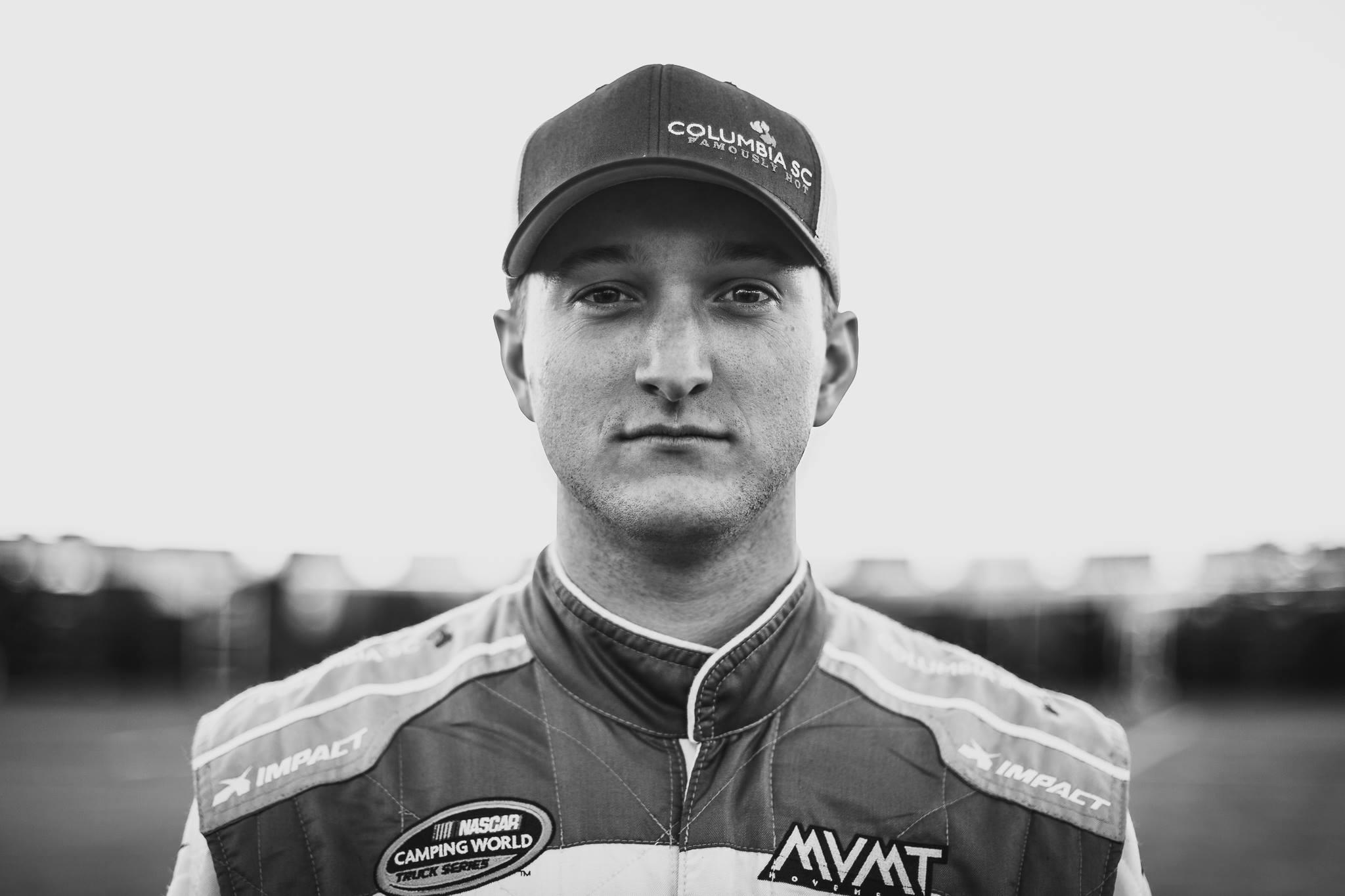 Jordan Anderson - Racing Driver
