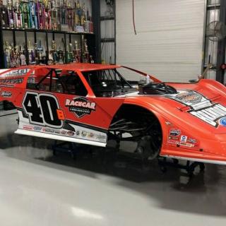Kyle Bronson 2018 car