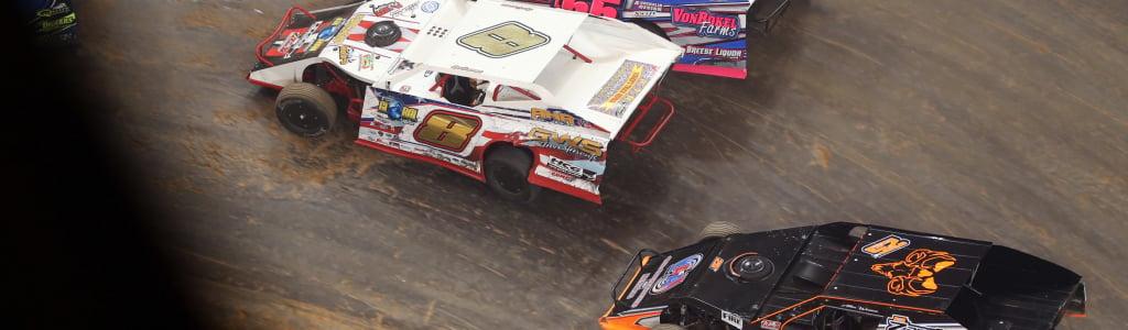 Kyle Steffens: A rotation of race cars