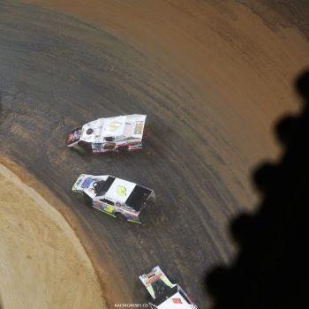 Kyle Steffens at the Gateway Dirt Nationals 5675