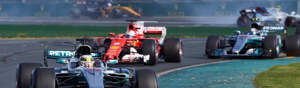 Hamilton details traits of rivals; Champion lists top 3 rivals