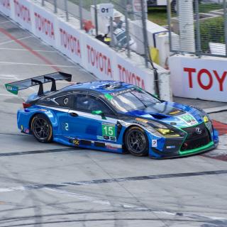 Lexus 3GT Racing