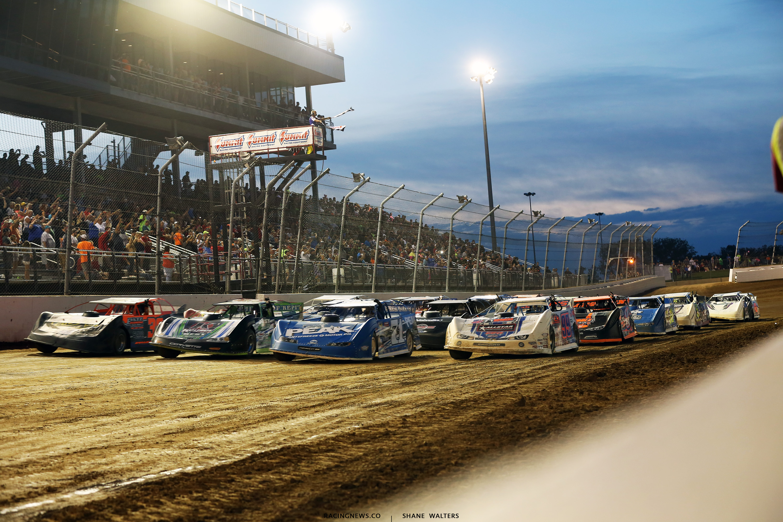 Mansfield Motor Speedway - LOLMDS4661