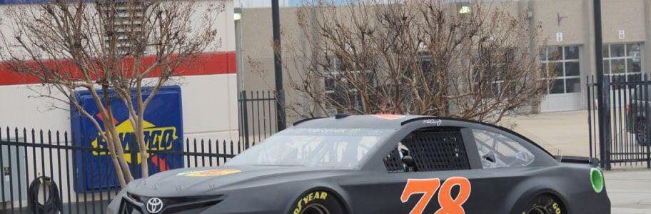 Martin truex Jr explains the goals and steps of a Goodyear Tire test