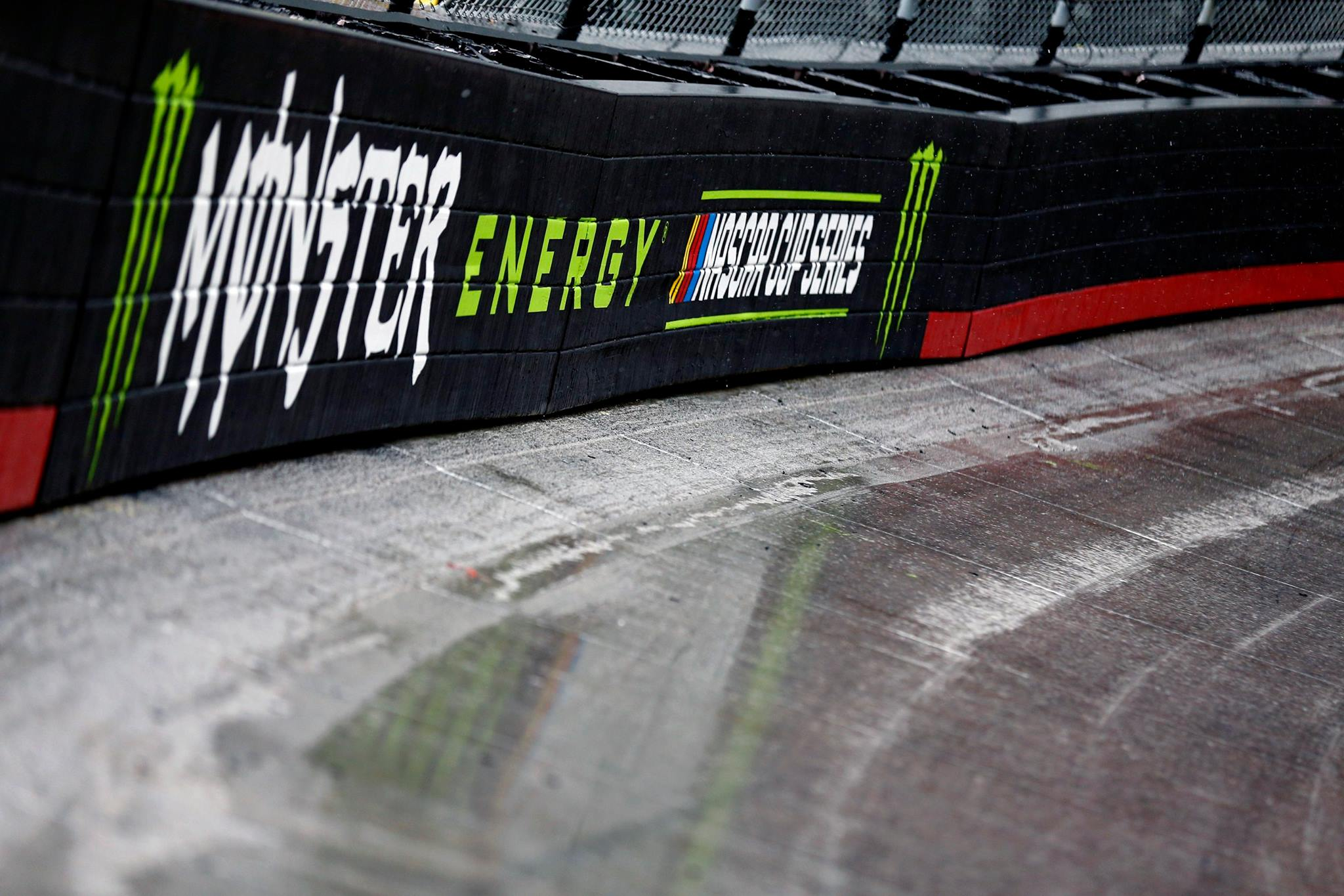 Monster Energy NASCAR Cup Series - Bristol Motor Speedway
