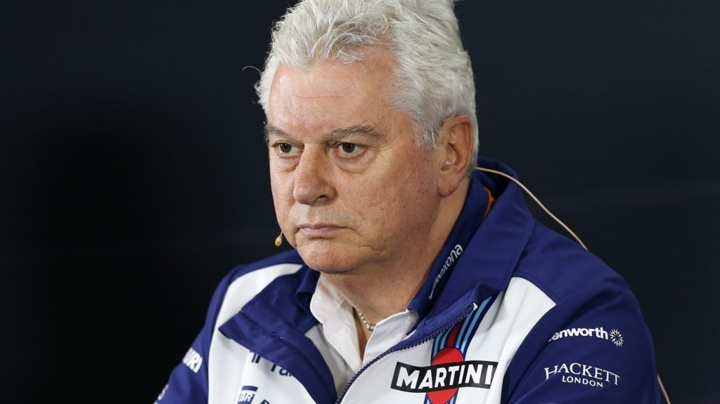Pat Symonds - F1