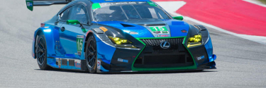 3GT Racing announces final driver line-up for 2018 IMSA Series