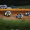 Ray Cook and Darrell Lanigan at Smoky Mountain Speedway 7404