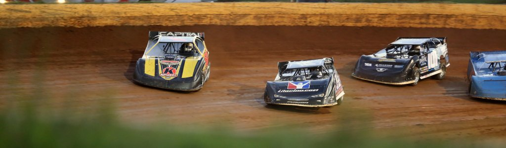 Other dirt late model series are intrigued by the new droop rule