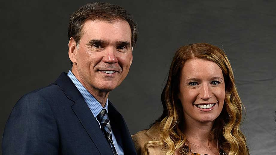 Ray and Erin Evernham