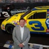 Richard Childress at the NASCAR hall of fame