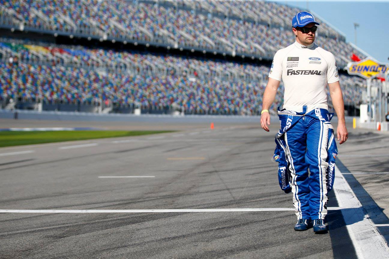 Ricky Stenhouse Jr - Daytona International Speedway