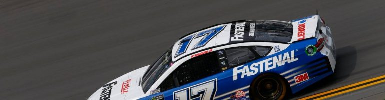 Stenhouse and Patrick plan to race each other the same