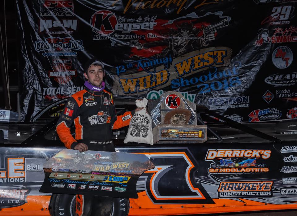 Ricky Weiss - Wild West Shootout