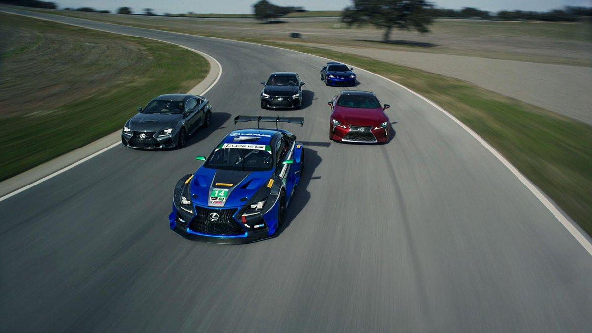 Scott Pruett - Lexus RC F