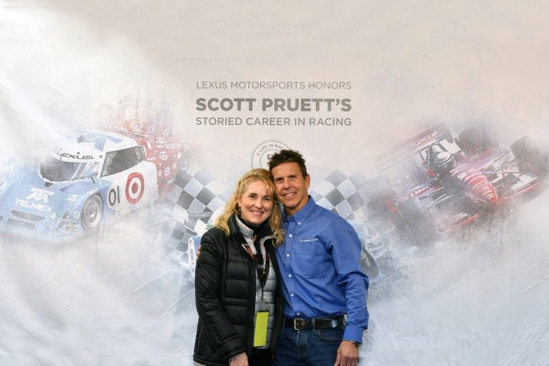 Scott Pruett announces retirement