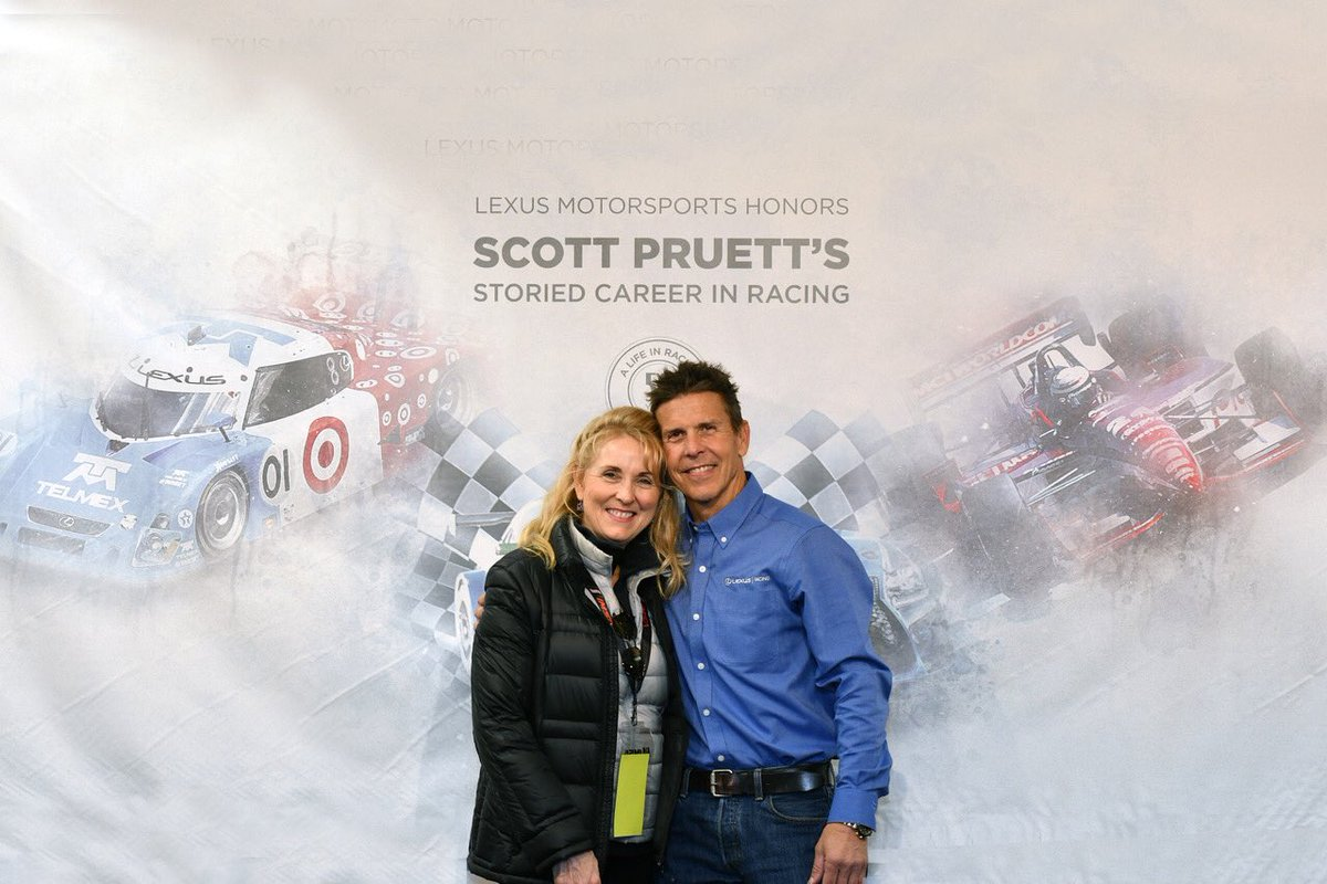 Scott Pruett announces retirement