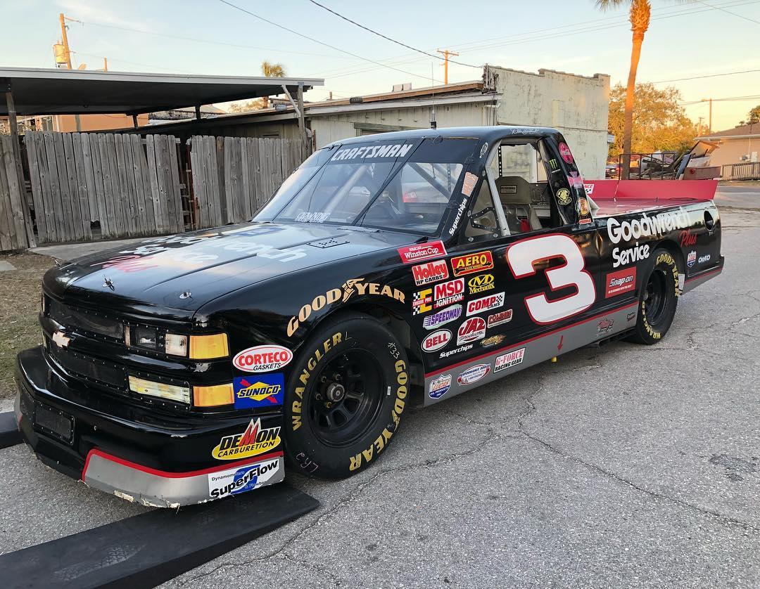 Street legal NASCAR race car