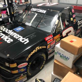 Street legal NASCAR truck
