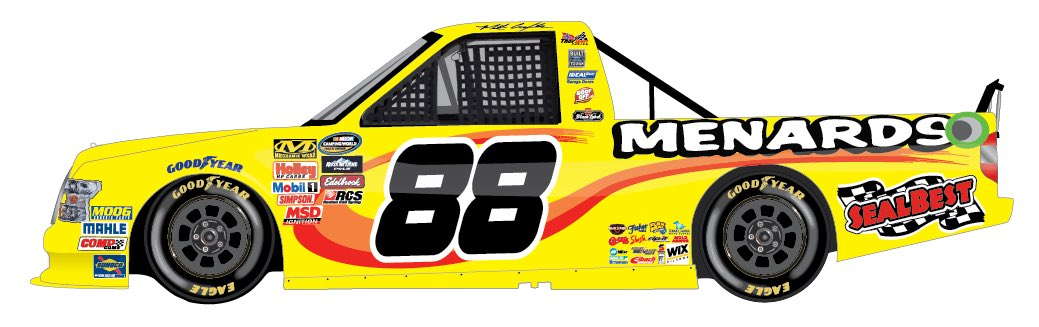 ThorSport Racing Ford Truck - NASCAR
