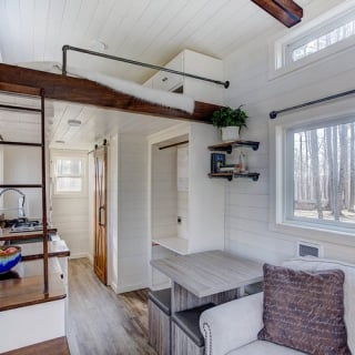 Tiny house for rent in Bristol TN