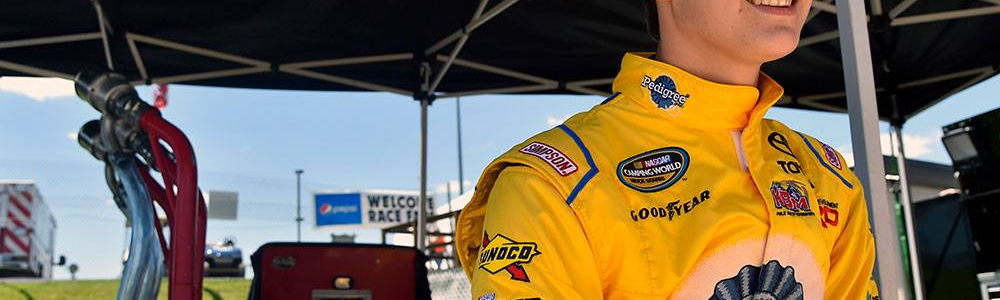 Todd Gilliland 2018 Ride: Kyle Busch Motorsports