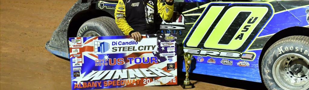 Tyler Erb wins 3 of 4 races in Australia